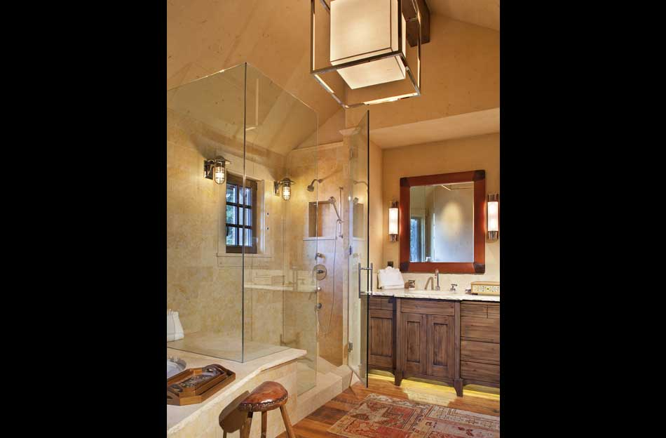 The tipple house electrical logic lighting design